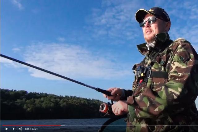 Тестирование поролоновых червей Levsha-NN. Судачки, берши, щука. Рыбалка в августе на средней Волге.