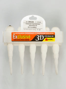 """Сменная поролоновая приманка """"3D Ex Classic double hook"""" 11"""