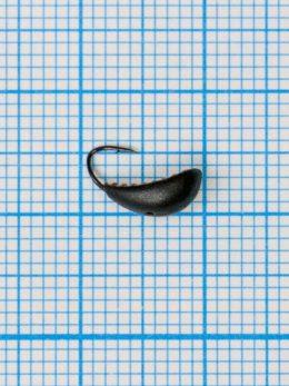 Мормышка Водяной ослик (Asellus aquaticus) 0,45/2, чёрно-золотистый