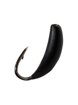 Мормышка Банан (Banana) 0,25/2, чёрный