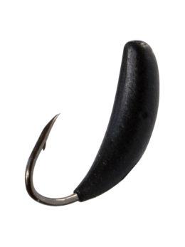 Мормышка Банан (Banana) 0,35/4, чёрный