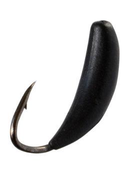 Мормышка Банан (Banana) 0,5/6, чёрный