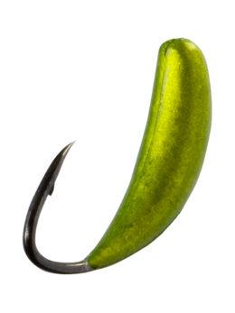 Мормышка Банан (Banana) 0,5/6, жёлтый Fluo