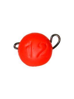 Груз ЧЕБУРАШКА спортивная разборная 12гр красный FLUO
