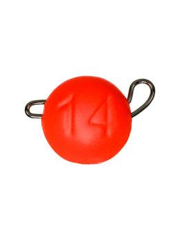 Груз ЧЕБУРАШКА спортивная разборная 14гр красный FLUO