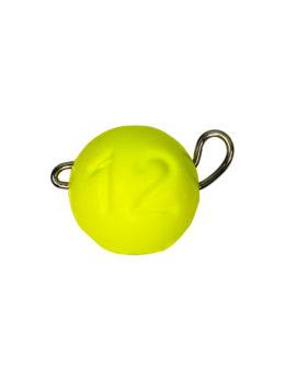 Груз ЧЕБУРАШКА спортивная разборная 12гр жёлтый FLUO