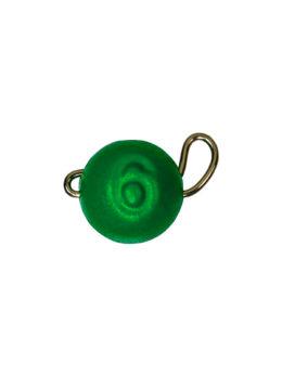 Груз ЧЕБУРАШКА спортивная разборная  6гр зелёный FLUO